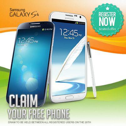 http://www.khelmobile.com win a Samsung Galaxy