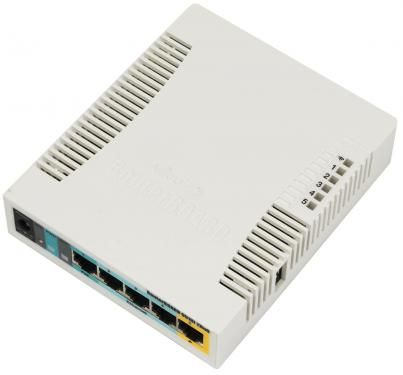 RouterBOARD 951G-2HnD SOHO wireless router