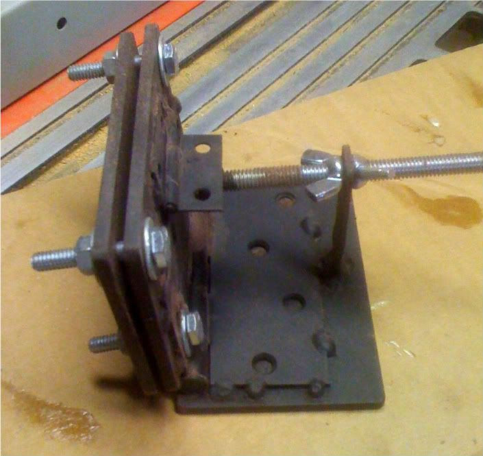 Homemade Knife Grinding Jig Bing Images Knife Making