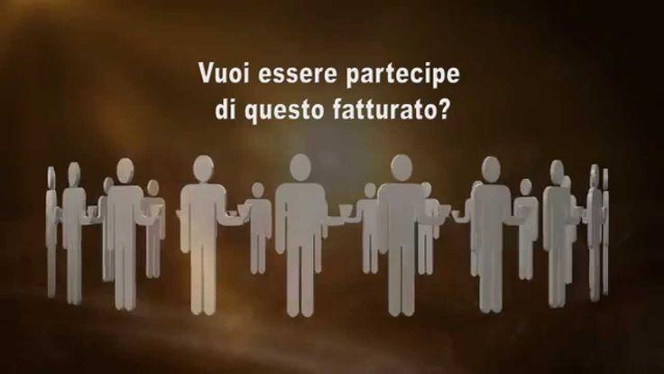 DXN Online Ganoderma Coffee 30 second MLM presentation in Italian language