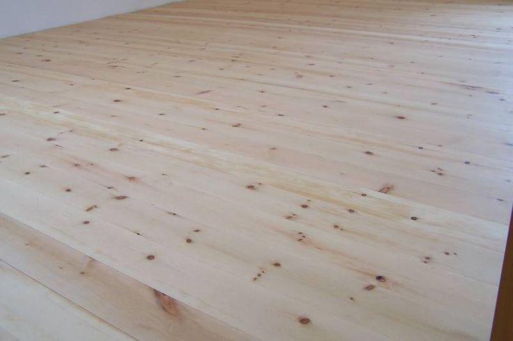 flooring ideas for attic - Massivholz len Sibirische Zirbelkiefer