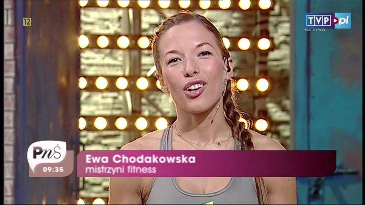 PNŚ - Ewa Chodakowska - Ćwiczenia na jędrną pupę