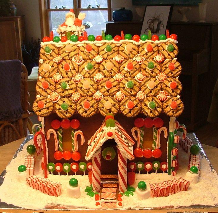 Santa house, circa 2008?