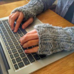 Ich weiß nicht wie es euch geht, aber ich bekomme immer irgendwann kalte  Hände, wenn ich am Computer sitze. Es gibt sicher Methoden, di...