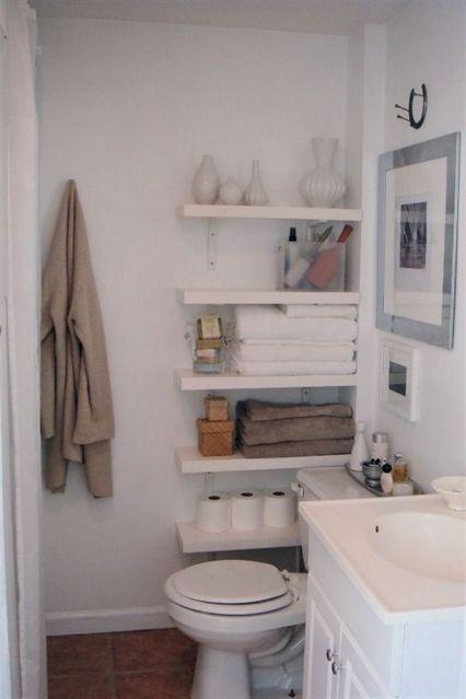 Bathroom Storage Solutions – Small Space Hacks & Tricks