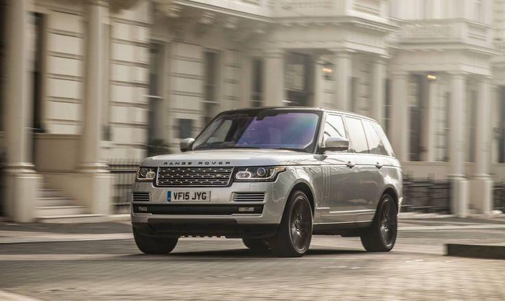 Baştan aşağı bir başyapıt. Range Rover. #Otomol #RangeRover