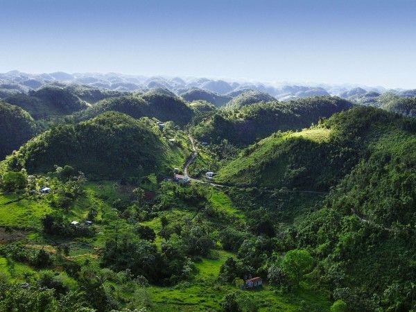 Blue Mountains Jamaika