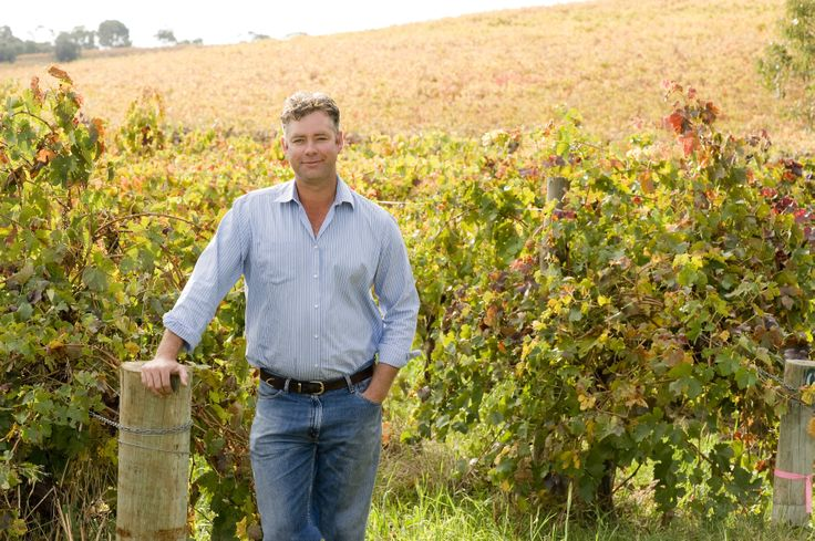 Jock Harvey - Award winning winemaker, producing affordable wines, for mates only