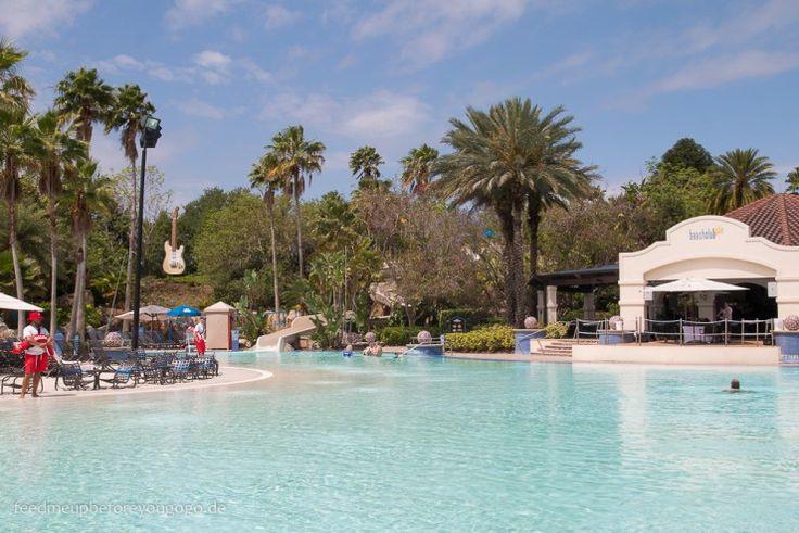 Hard Rock Hotel Orlando & Universal CityWalk // Feed me up before you go-go