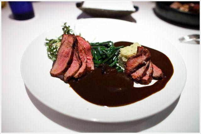 Borrego en Mole Negro from * 1-Michelin Star rated TOPOLOBAMPO in Chicago