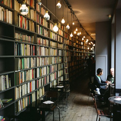 idea for home library