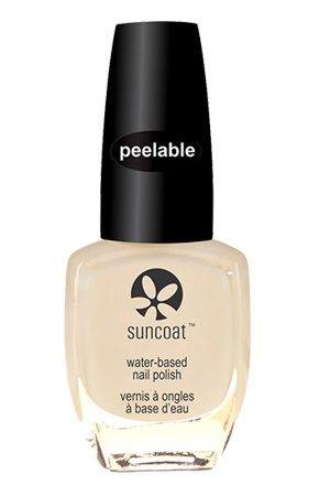 Harsh chemical free,  Peelable nail polish