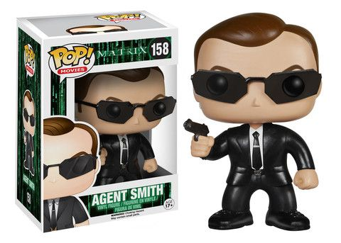 Pop! Movies: The Matrix - Agent Smith | Funko