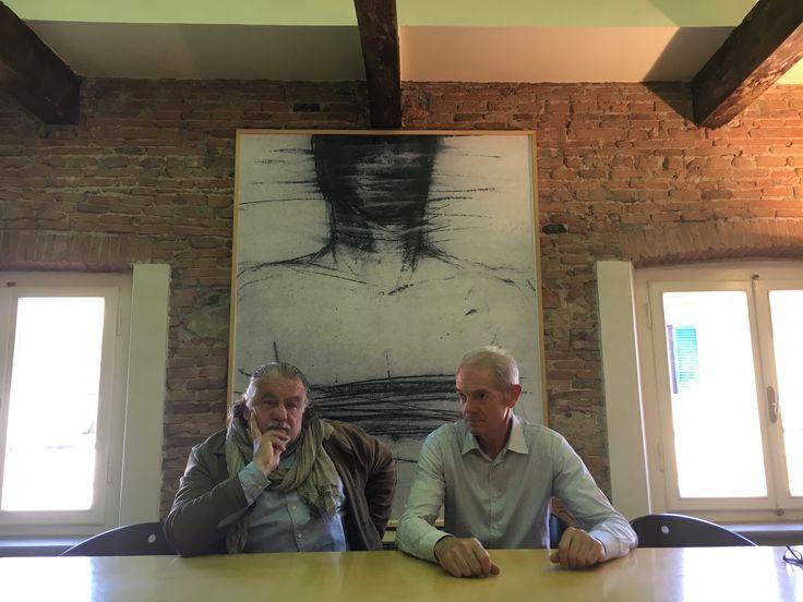 L'intervista dedicata all'architetto Marco Signorini ideatore di Kan Pisa 2016…