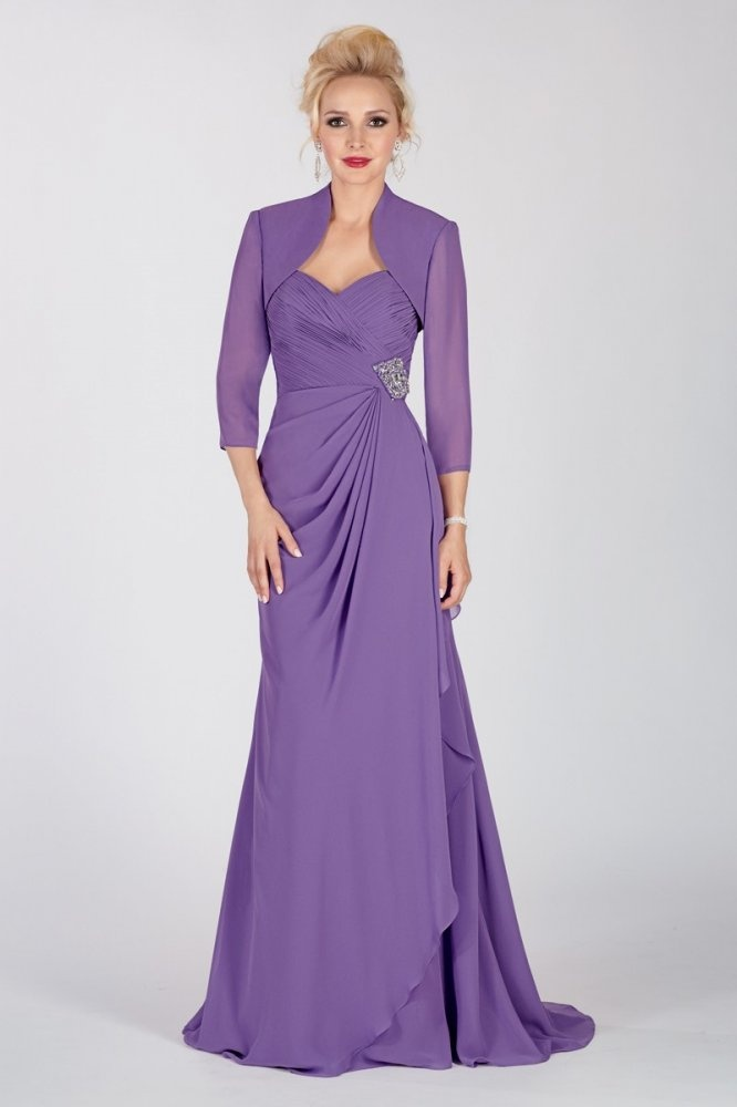 54 best Mother of the Bride Dresses images on Pinterest | Mother of ...