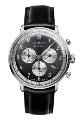 Graf Zeppelin LZ129 Chronograph Watch $385
