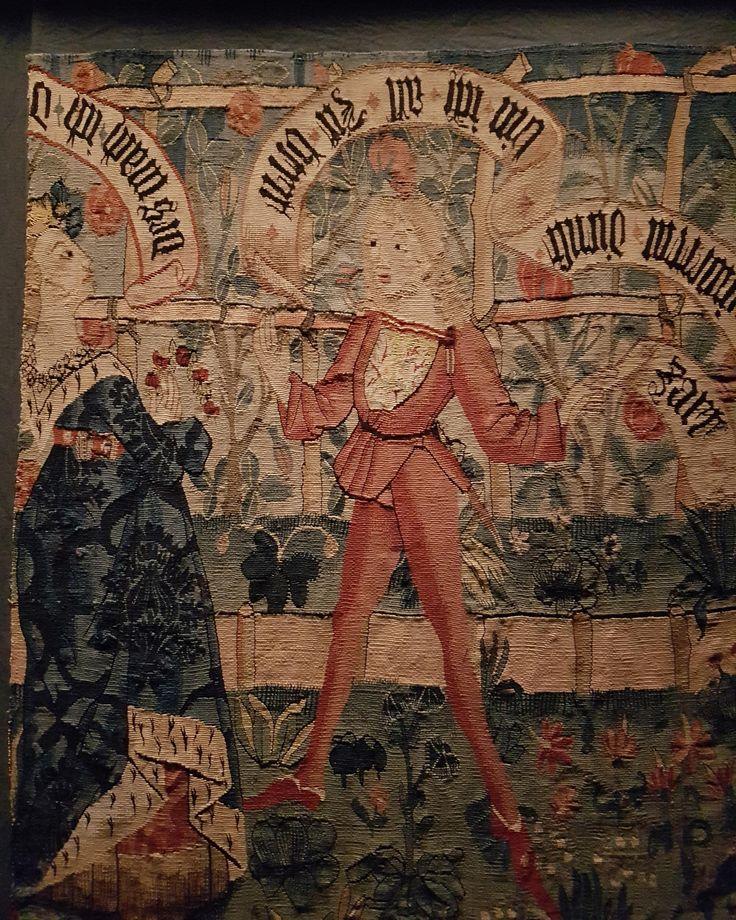 Liebesgarten mit Zelt, Basel um 1490