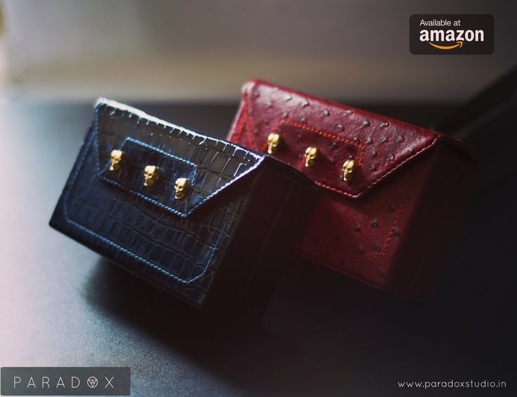 Premium box clutches by Paradox shop now from Amazon