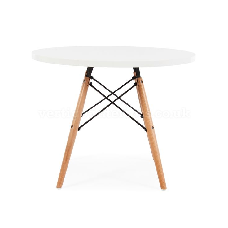 """Kids """"Eames style"""" Table"""