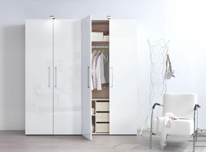 Kleiderschrank modern design  36 best Kleiderschrank images on Pinterest | Ikea pax wardrobe ...