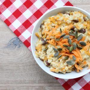 Recept voor groenteburger met broccoli en doperwten