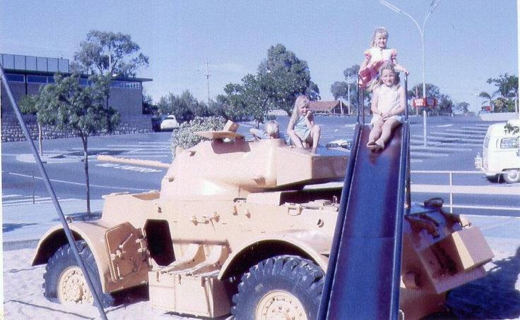 'The Tank' at Floreat Forum