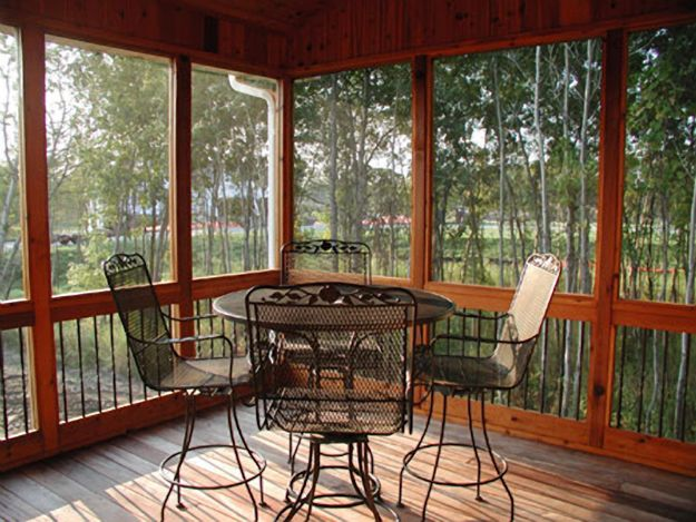 1000 images about screened in porch ideas on pinterest for Craftsman screened porch