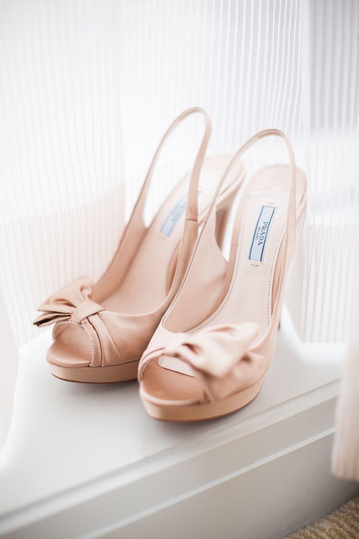 Prada Wedding Shoes For The Bride Charlotte Wedding