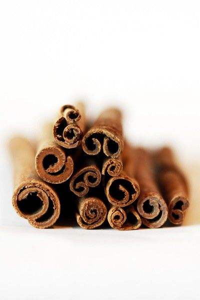 Curlz 5 x 7 Print. Food Photography. Cinnamon Sticks, Spicy, Abstract, Kitchen, Brown, White. $18.00, via Etsy.
