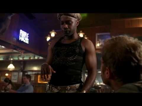 """True Blood - Season 1 Clip - """"AIDS Burger"""""""