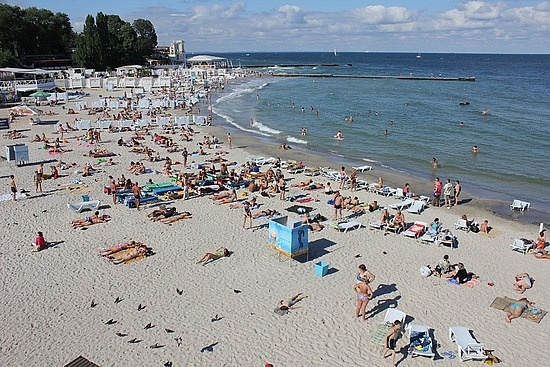 Stop 11. The beaches, the food, the people, the history. In my home land :) Odessa, Ukraine