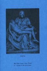 "Pieta Prayer Book - Many beautiful prayers, including, ""True Letter of Our Savior Jesus Christ."""