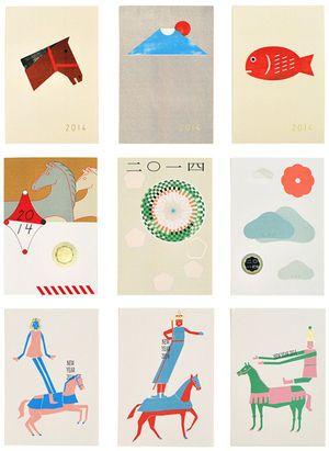 D-BROSの年賀状が毎年おしゃれすぎる【2015年ver.】 - NAVER まとめ