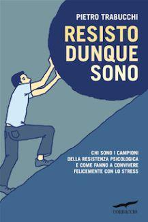 나는 저항한다 고로 존재한다 | 저자: Pietro Trabucchi | 2007년 11월 출간, 160 페이지 | 스트레스 없이 살 수 있을까? 만일 그렇지 않다면 스트레스에 저항하는 능력을 키우면 된다.  인간은 스트레스에 저항 할 수 있는 능력을 갖고 태어나며 그 능력은 끊임없이 키울 수 있다고 이 책의 저자인 피에트로 트라부키는 말한다. 저자는 이탈리아의 스키팀과 철인3종 경기팀의 심리상담을 담당하고 있다. 스포츠의 다양한 사례를 바탕으로 어떻게 스트레스에 대한 저항력을 키우고 좀 더 강인한 정신력을 만들 수 있는지 안내 해 준다.