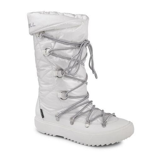 O'NEILL Montebelluna Perrysport - De Montebelluna is een snowboot van O'neill voor vrouwen. Ideaal voor de winterse omstandigheden. Je kunt de snowboots aan op wintersport, maar ook als het in Nederland gesneeuwd heeft. De snowboot heeft een warme binnenvoering. De snowboot is waterafstotend zodat je geen koude voeten krijgt in de sneeuw.