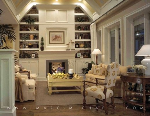 David Weekly Homes | Marc Michaels Interior Design, Inc.
