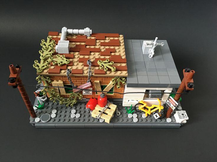 Shady business.   by brickprincess