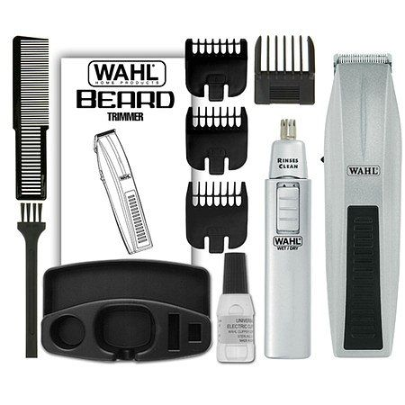 Wahl Cordless Beard & Mustache Trimmer Combo - 1 ea