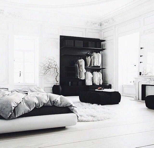 Best 25 monochromatic decor ideas on pinterest navy and for Bedroom ideas aesthetic