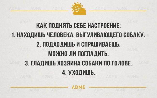 AdMe.ru собрал открытки для тех, кто способен увидеть светлую сторону любой ситуации.