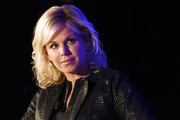 """Urging women to record incidents of sexual harassment, Gretchen Carlson told the Women In The World conference: """"We've got to stand up and say we're not taking this anymore."""""""