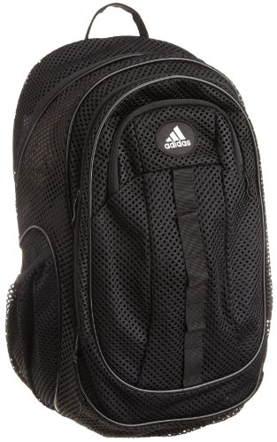 adidas Forman Mesh Backpack 5123542 Backpack,Black,One Size. From #adidas. List Price: $40.00. Price: $35.99