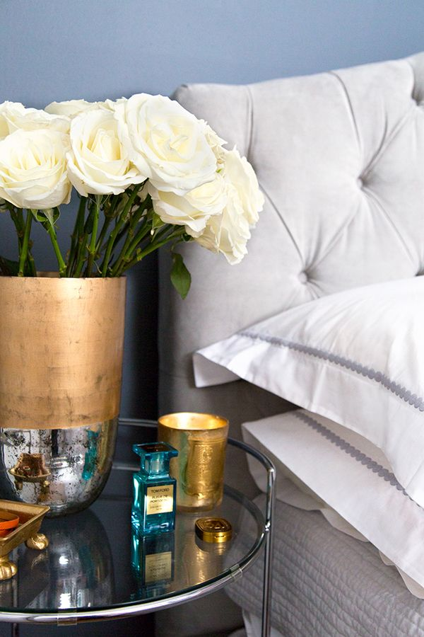 Small Space Makeover: Elaine Welteroth Of Teen Vogue | theglitterguide.com