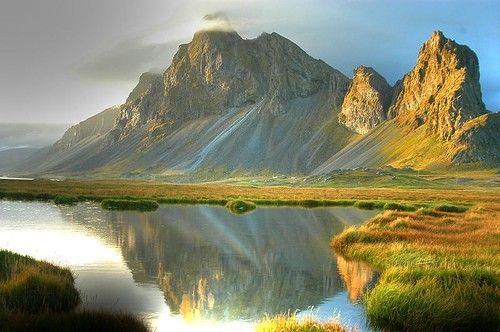 ICELANDBestmi Iceland, Favorite Places, Nature, Dirk Paessler, Iceland Photos, Beautiful Places, Beautiful Landscapes, Summer Lakes, Iceland Landscapes