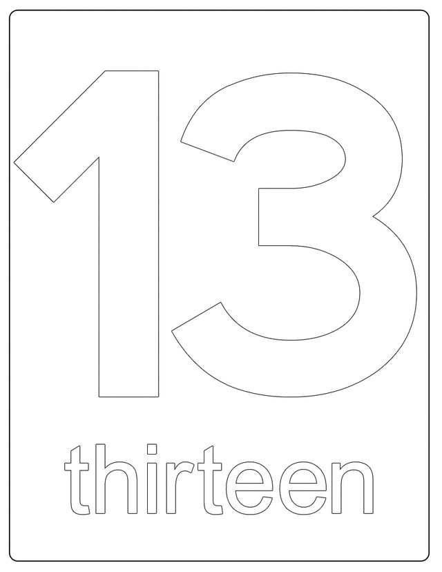 Best 25 Number 13 Ideas On Pinterest Lucky Number 13