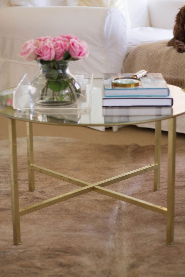 Best 25 round coffee table ikea ideas on pinterest ikea hacks finding a coffee table at a reasonable price is not easy i was in the geotapseo Image collections