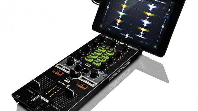 Reloop Mixtour Tablet