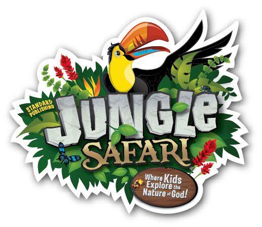 Jungle Safari Vbs: 108 Best Images About VBS 2014 Jungle Safari On Pinterest