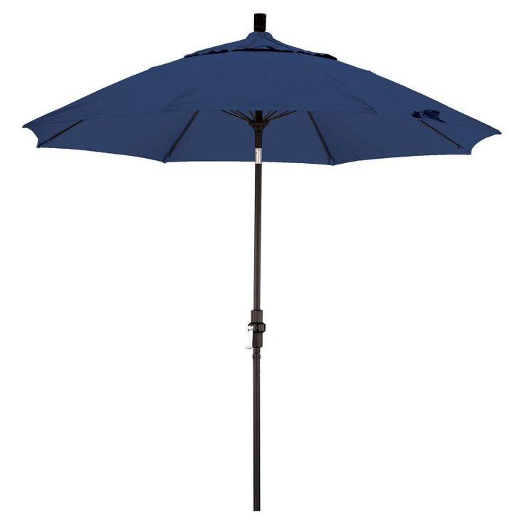 Collar Tilt Pacifica Fabric Aluminum Market Patio Umbrella Sapphire - 331 - 17 Best Ideas About Cheap Patio Umbrellas On Pinterest Cheap