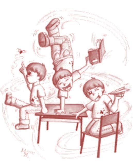 Intervento Educativo con bambini con ADHD. Il ruolo dell'educatore. :: saralazzeri